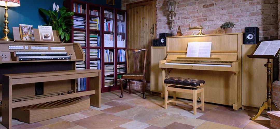 Jonathan Delbridge Music Studio