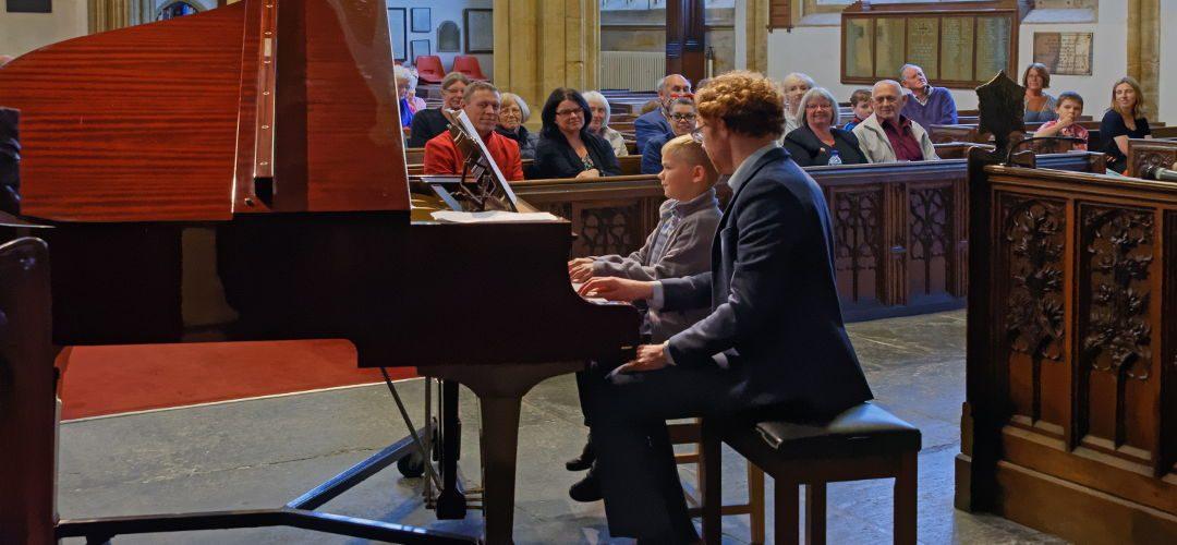 Jonathan Piano Duet