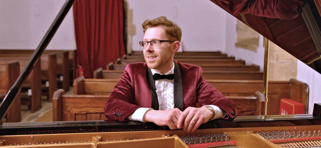 Jonathan Delbride Piano