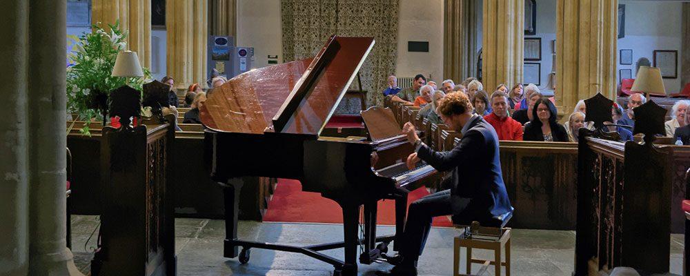jonathan delbridge piano Concert